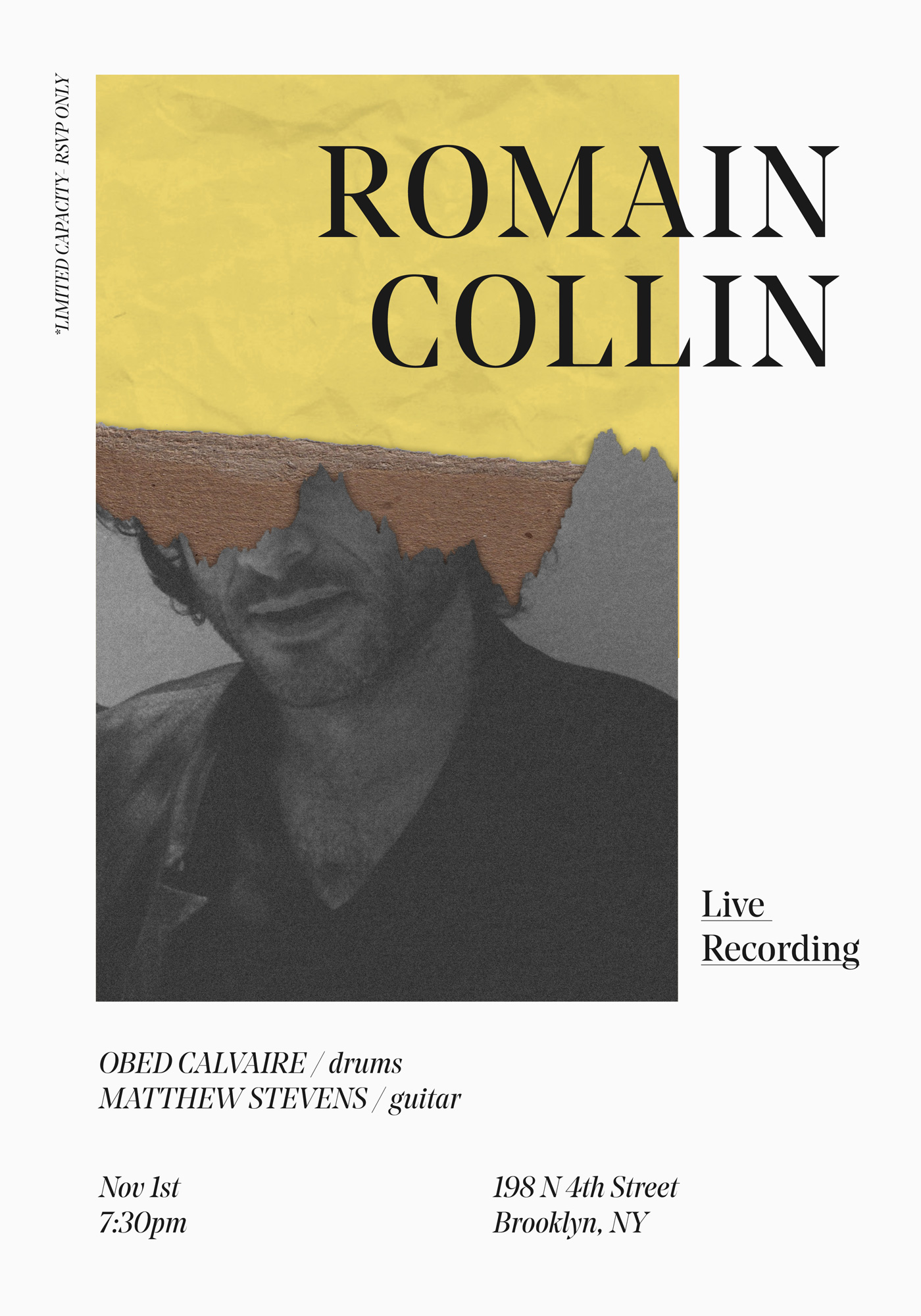 Romain Collin's series